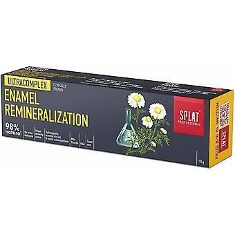 Splat Professional Ultracomplex Enamel Remineralization Whitening Toothpaste