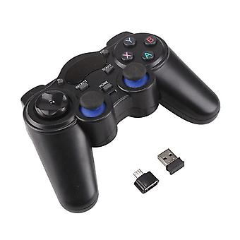 EastVita Gaming Controller for Android / PC / PS3 - Micro-USB Bluetooth Gamepad Black