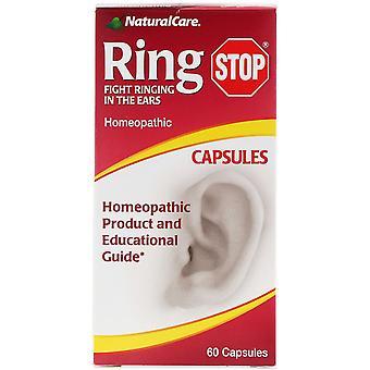 NaturalCare, Ring Stop, 60 Capsules