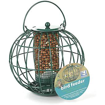 CJ Wildlife London Globe Peanut Feeder - 21cm