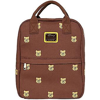 Loungefly X Disney Winnie The Pooh Canvas Mini Rugzak