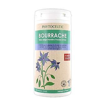 Organic borage oil 360 capsules