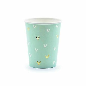 Cactus Paper Party Cups x 6 - Partyware