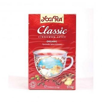 Yogi Tea - sacos de chá clássico 17