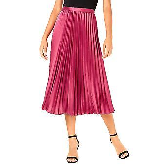 Lucy Paris | Talia Pleated a-Line Skirt