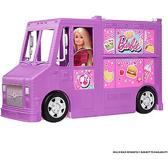 Barbie GMW07 Tuore 'n' Fun Food Truck