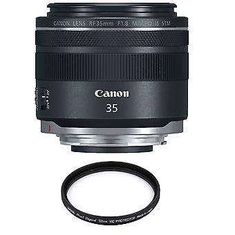 CANON RF 35mm F1.8 IS Macro STM - HOYA 52mm PRO 1D Protettore