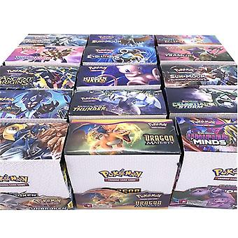 Pokemon English Game Point Card Trading Fighting Children Gift Collection