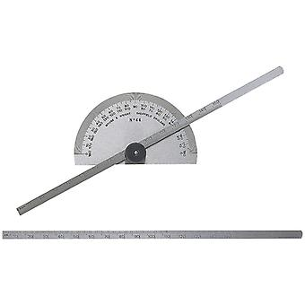 Moore & Wright Protractor Type Depth Gauge Metric/Imperial MAW44