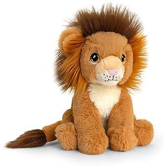 Keel Eco Lion 18cm Soft Toy