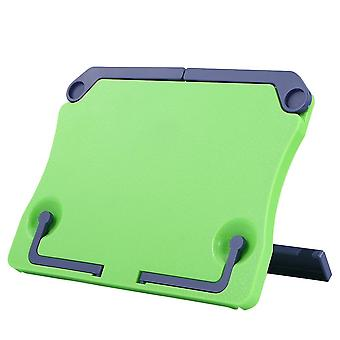 Portable Folding Phone Stand With Anti-skid Pad Reading Book Stand - Books,
