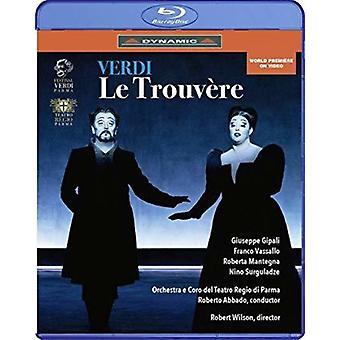 Trouvere [Blu-ray] USA import