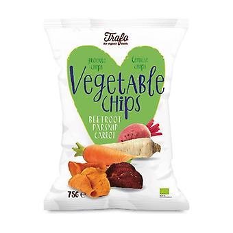 Organic Vegetable Chips 75 g