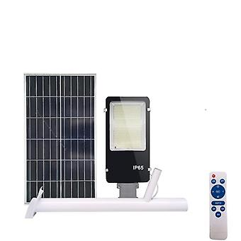Led Solar Street Light Lamps+ Remote Controller