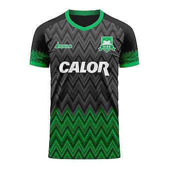 Hibernian 2020-2021 Away Concept Football Kit (Libero) - Adult Long Sleeve