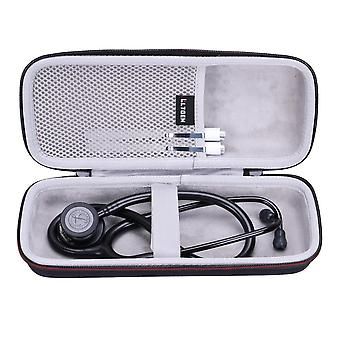 Waterproof, Shockproof Carrying Hard Case For 3m Littmann Classic Iii