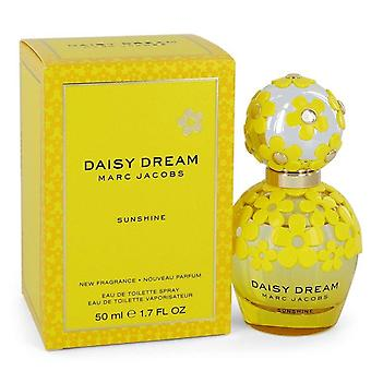 Daisy Dream Sunshine Eau De Toilette Spray By Marc Jacobs 1.7 oz Eau De Toilette Spray
