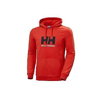Helly Hansen Logo Hettegenser 33977222 universal hele året menn sweatshirts