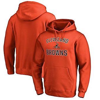 Cleveland Browns Löysä Huppari Puserot Toppit WYK139