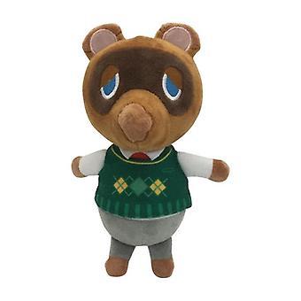 Animal Crossing Plush Raymond Marshal Pillow Figure Cat Stuffed Soft Toy