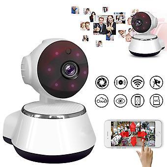 Night Vision Home Security Camera Wireless Indoor Ir Cam Ptz Ip Camara Audio