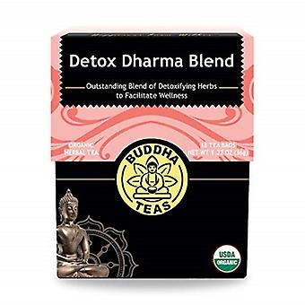 Buddha Organic Detox Dharma Blend Herbal Tea