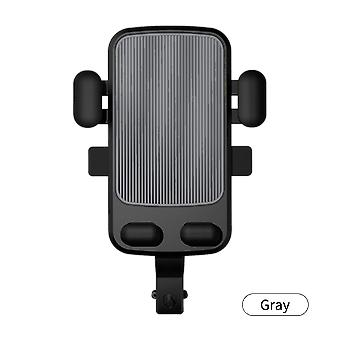 Coy 360° rotation mechanical lock motorcycle bicycle handlebar mobile phone holder stand for devices between 4.7-6.5 inch for iphone 12 11 pro xr