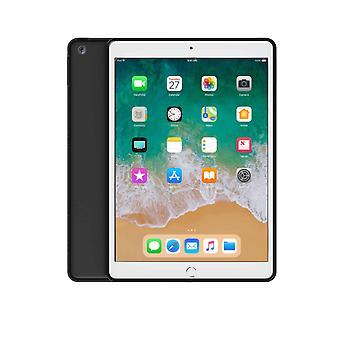 FONU Silikon Backcover Cover iPad 2017 (5. Generation) / iPad 2018 (6. Generation) - 9,7 Zoll - Matt Black