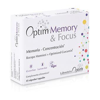 Optim Memory & Focus 45 capsules