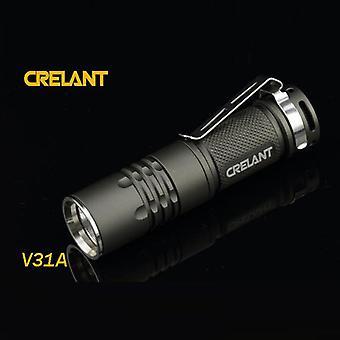 CRELANT V31A L2 450LM Mini EDC LED Flashlight