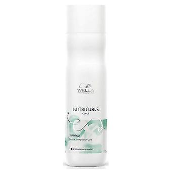 Shampoo kiharat hiukset Nutricurls Wella /1000 ml