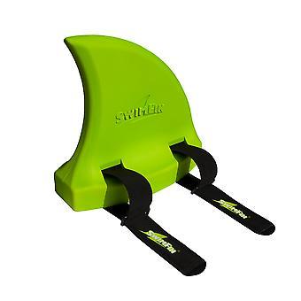 SwimFin Shark Fin - Lime Green