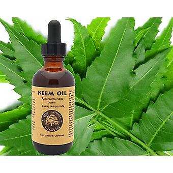 100% Pure Virgin Neem Oil (organic, Undiluted