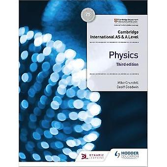 Cambridge International AS  A Level Physics Student's Book 3rd edition
