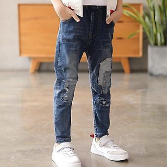 Ienens أزياء الجينز للطفل