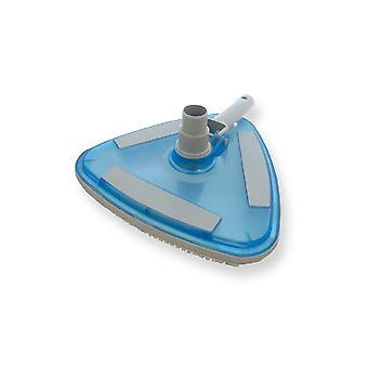 Jed Pool 30-174-B Deluxe Weighted Clear Triangular Vacuum Bulk