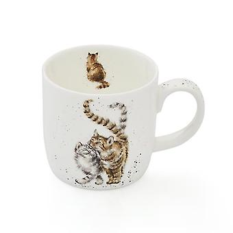 Wrendale Designs Feline Good Mug