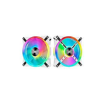 Corsair Ql140 RGB Hvid enkeltpakke