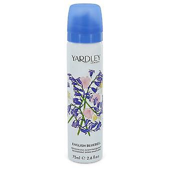 English Bluebell by Yardley London Body Spray 2.6 oz