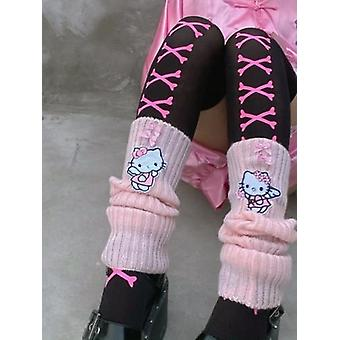 Winter Beinwärmer Socken