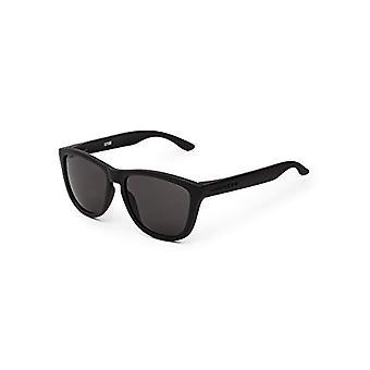 Hawkers Polarized Carbon Black Dark One Sunglasses, Black ,50.0 Unisex-Adult