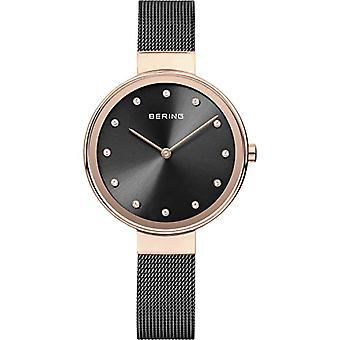 BERING Analogueic Horloge Quartz Vrouw met roestvrijstalen band 12034-166