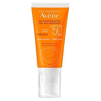 Avène Crème Colorée FPS 50+ .- 50ml