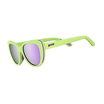 Goodr | Runways | Sunny Couture Sunglasses - Total Lime Piece