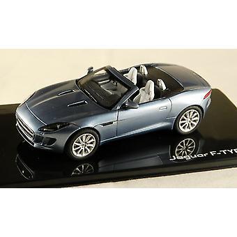 Jaguar F Type V8 S Convertible Diecast Model Car