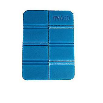 青い屋外シートクッション折りたたみポータブルピクニックマット防水と防湿マットx2291