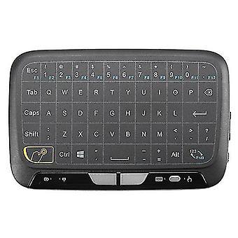 Ersättningsfjärrkontroll för H18 Wireless 2.4GHz Touchpad Mini Keyboard Air Mouse TV Box MINI PC