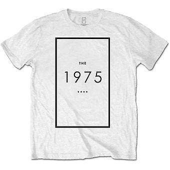 The 1975 - Original Logo Men's XX-Large T-Shirt - White