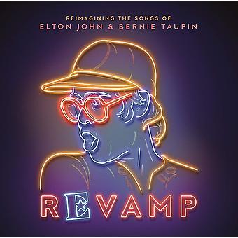 Revamp: The Songs Of Elton John & Bernie Taupin CD