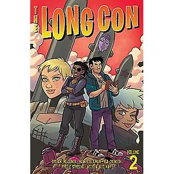 The Long Con, Vol. 2 by Ben Coleman, Dylan Meconis (Paperback, 2019)
